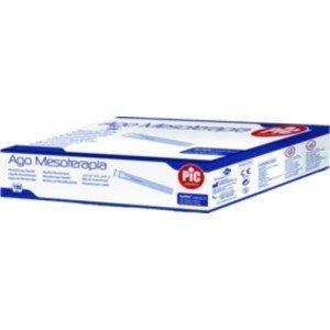 Aiguilles de mésothérapie - Le carton de 500 sacs de 20 L.