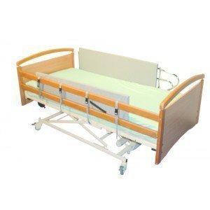 Protections pour barrières de lit universelles - La paire L 90 cm