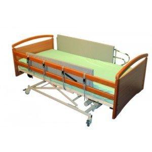 Protections pour barrières de lit universelles - La paire L 90 cm.