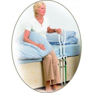 Barre de lit avec pieds Homecraft