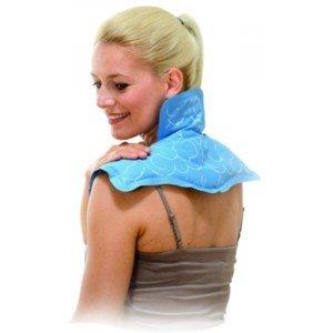 Compresse Soft Touch Pro - Anatomic bleue 36 x 38 cm.