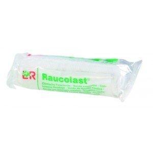Bande blanche extensible Raucolast®* - La boîte de 75, dim. 3 m x 7 cm.