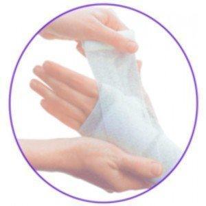 Pansements hydrocellulaires siliconés Advazorb®  Silfix®  Border - Dim. 15 x 15 cm.