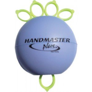 Balle de force Handmaster plus - Coloris orange, résistance forte.