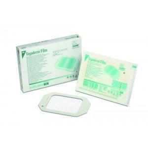 3M™ Tegaderm™ Film - La boîte de 10 stériles dim 6 x 7 cm
