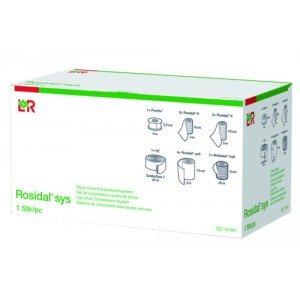 Kit de compression tout-en-un Rosidal® sys - Blanc, dim. 3,5 m x 10 cm.