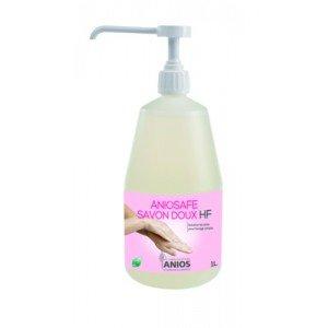 Aniosafe Savon doux HF - Le flacon de 1 litre Airless