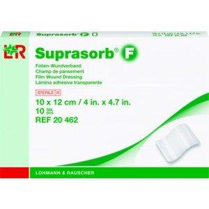 Pansement Film* Suprasorb® F - Dim. 10 x 10 cm.