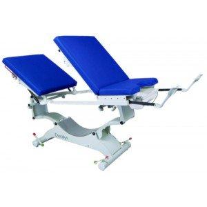 Duolys mixte - Le divan avec étriers intégrés et patins