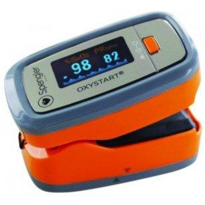 Oxymètre Oxystart - L'oxymètre orange.