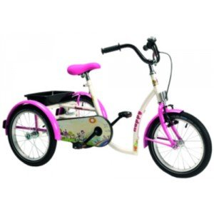 Tricycle enfant Happy - Taille 1.