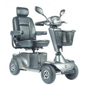 Scooter S425 - Le polyvalent - Vitesse : 12 km/h