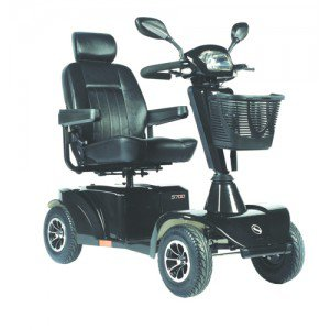 Scooter S700 - Le puissant - Vitesse : 15 km/h