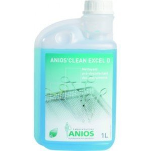 Anios'Clean Excel D - Le bidon de 5L.