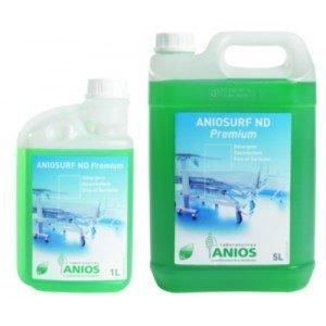 Aniosurf ND Premium - Le destructeur d'odeur : flacon de 750 ml parfum sun way.