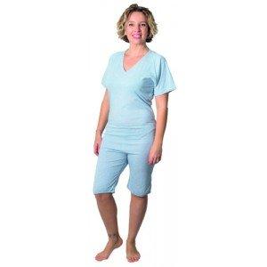 Grenouillère Sark - Bleu uni taille 38/40.