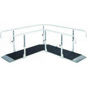 Barres parallèles et d'angles - Barres d'angles L 350 ou 460 cm