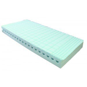 Mat Basic Reflex Classe IA - Matelas l 90 cm - protection housse cartex
