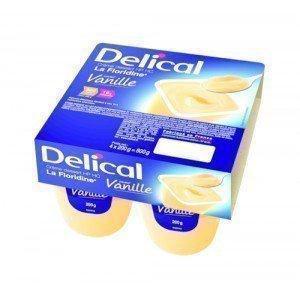 Delical Crème HP HC avec lactose (la Floridine) - Vanille