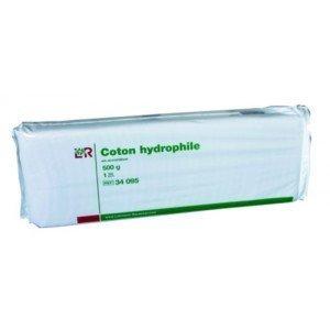 Coton hydrophile* - Le sachet accordéon de 500 g
