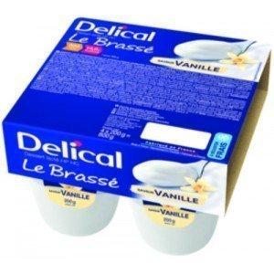 Delical Brassé - Noisette.