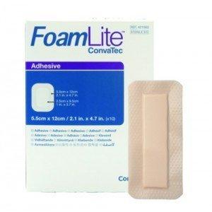 FoamLite™ ConvaTec - La boîte de 10 dim 15 x 15 cm