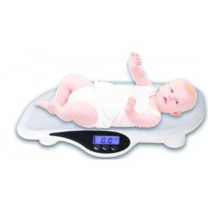 Pèse-bébé électronique Babycomed - Le pèse-bébé