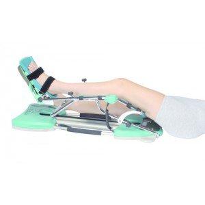 Attelles motorisées de genou Spectra Essential™ - Appareil complet avec coques plastique Confort