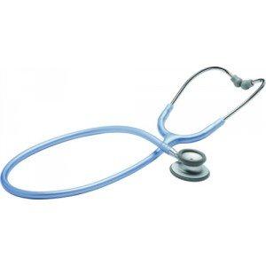 Stéthoscope Pulse® - Le stéthoscope simple pavillon coloris myrtille.