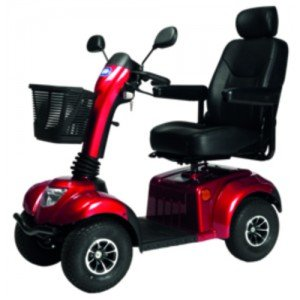 Scooter Ceres SE - Scooter argent