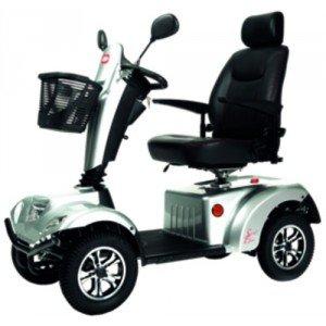 Scooter 4 roues Carpo 2 SE - Vitesse : 10 km/h.