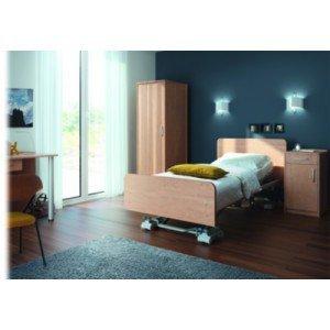 Mobilier de chambre CALYPSO - Chevet avec un tiroir et une porte