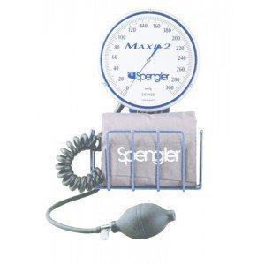 Maxi+2® - Avec brassard nylon gris adulte (M)