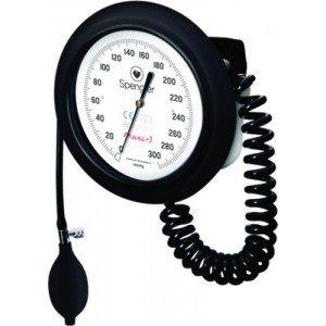 Tensiomètre manopoire Maxi+3® - Maxi+3 sur socle à roulettes avec brassard M (adulte).