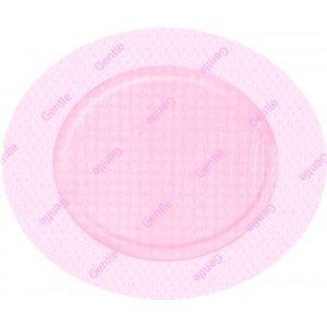 Pansement hydrocellulaire adhésif siliconé extra-mince Allevyn™ Gentle Border Lite - La boîte de 10, dim. 8 x 8,4 cm (multisite).