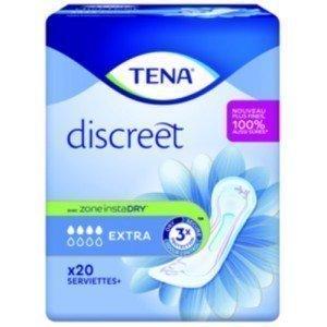 TENA Discreet - Le paquet de 20 Niveau 2.
