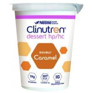 Clinutren® dessert HP/HC Sans lactose - Caramel