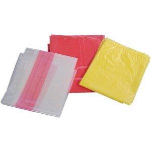 Sacs hydrosolubles - Le carton de 100 sacs transparents (eau chaude)