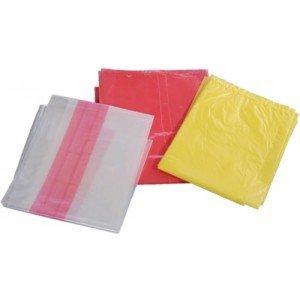 Sacs hydrosolubles - Le carton de 200 sacs transparents (eau froide).