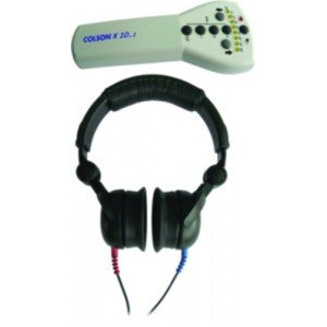 Audiomètre K10.2 - Fetascope Base avec sonde 2 MHz.