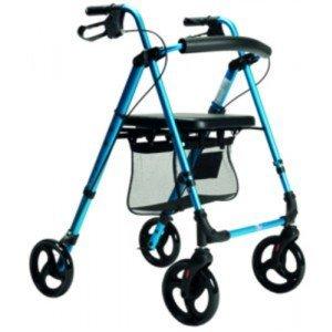 Rollator 4 roues Ecoplus