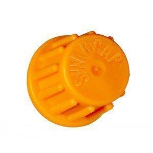 Connecteur et capuchons - Capuchons  Swabcap® :  Sans latex ni PVC La boîte de 200
