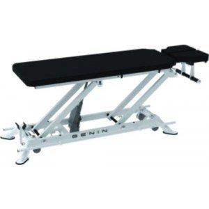 Table Premium 3096 - La table grise 2 roues.
