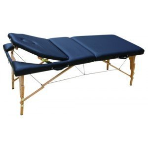 Table de massage 2 plans - La table largeur 60 cm.