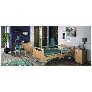 Mobilier de chambre Carmen - Dim. 85 x 90 cm.