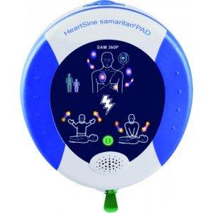 Défibrillateur Externe SAM 360P - DEF-I semi-automatisé.
