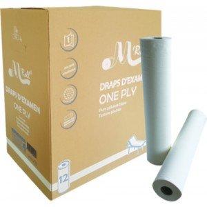 Draps gaufrés - 121 formats - 16,5 g/m².