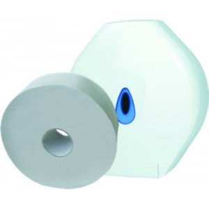 Distributeur Maxirol - Taille M 7/8, coloris translucide.