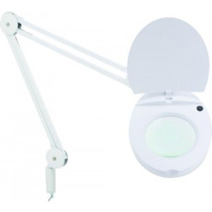 Lampe loupe LED - La lampe MS LED, 8 W, 25.000 lux à 50 cm.