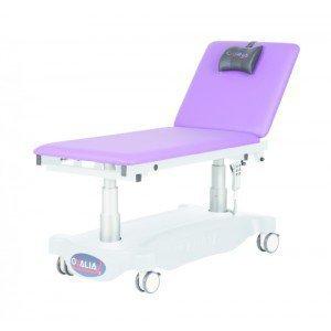Ovalia V2 - Le divan largeur 70 cm, télécommande manuelle